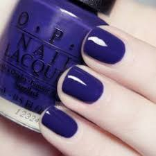 Lak Na Nehty Opi Nl E72 Modrá Kobaltová Barva