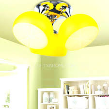 childrens bedroom lights bedroom lamps 3 light ceiling lights for yellow shade with decorations architecture bedroom