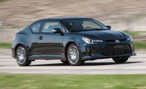 2015 Scion tC | Review | Car and Driver