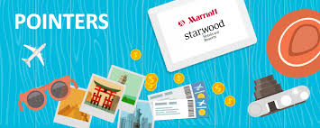 Credit Card Points Transfer Chart Get The Most Out Of Your Spg Points