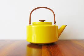 designer tea kettle