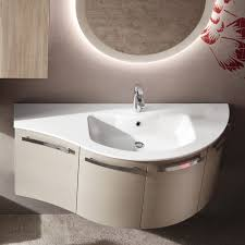 Curved Bathroom Vanity Cabinet N12 Atlantic Wall Mounted Curved Bathroom Vanity Arredaclick