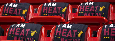 Aaa Miami Heat Seating Chart Miami Heat Americanairlines Arena