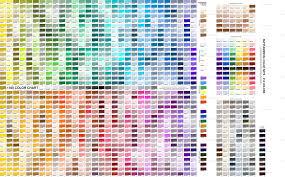 Cmyk Color Mixing Chart Pdf Bedowntowndaytona Com