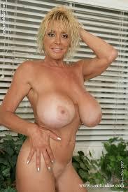 Big boob mature blonde