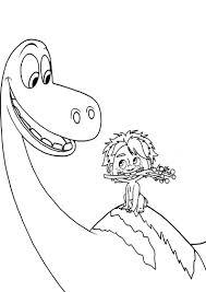 Jurassic world coloring pages can help your kids get into dinosaurs all over again. Malowanki Dla Dzieci Kolorowanka Dobry Dinozaur Malowanka Do Wydruku Nr 19 Character Fictional Characters Humanoid Sketch