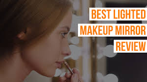 best makeup lighting mirror reviews