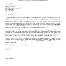 Cv Cover Letter Examples For Teachers Tomyumtumweb Com