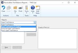 Aged Accounts Receivable Microsoft Dynamics Gp Tip Cheat Sheet A R Month End Processes