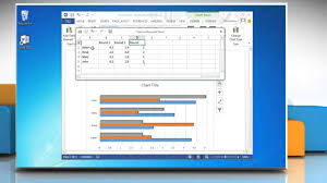 How To Make A Pie Chart In Word 2013 How To Make A Bar Graph In Word 2013