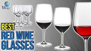 9 best red wine glasses 2017