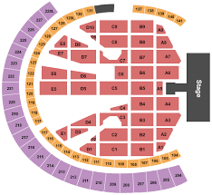 Metricon Stadium Seating Charts For All 2019 Events