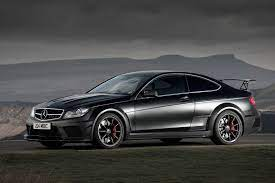 The world of driving performance. 600bhp Mercedes Amg C Class Black Series Under Consideration Autocar