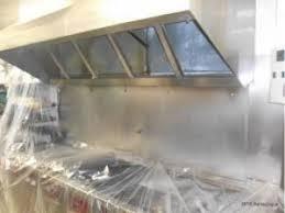 Dégraissage Nettoyage Hotte De Cuisine Professionnelle Dégraissage