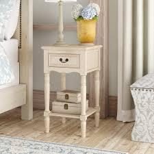 bedroom set inch bedside table modern nightstands inch tall nightstand oak nightstand white and wood