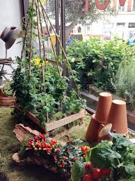 Create Kitchen Garden Cottage Kitchen Garden At The French Brasserie