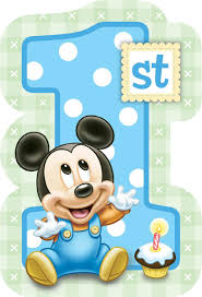 Baby Mickey Mouse Edible Cake Decorations Showing Post Media For Baby 1st Birthday Cartoon Www