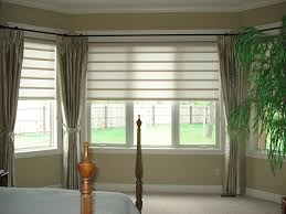 Enchanting Blinds For Bay Window Ideas Images Inspiration ...