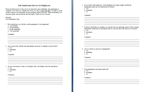 Survey Template Doc Survey Template Doc