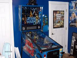 Star Wars Cabinet Anyone Here Collect Arcade Machines Or Pinball Archive