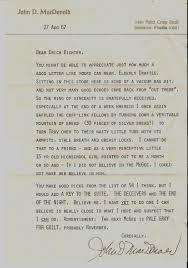 John D Macdonald letter 1967 0827a adjust