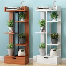 4 layers plant stand flower pot storage