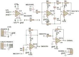 My Emg Chart Schematic Circuit Of Myoware Download Scientific Diagram