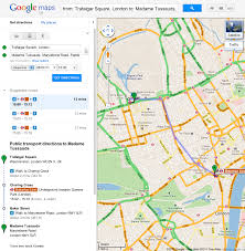download get directions from google maps major tourist new with
