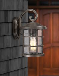 crusade wall lantern cse8408pn inspired by craftsman design the crusade outdoor series is clean and