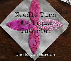 Best 25+ Applique tutorial ideas on Pinterest | Sewing appliques ... & Needle Turn Applique {Tutorial} Adamdwight.com