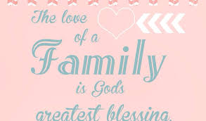 God Blessing Quotes Magnificent Inspirational Quotes Family Love Quotes Family Love God