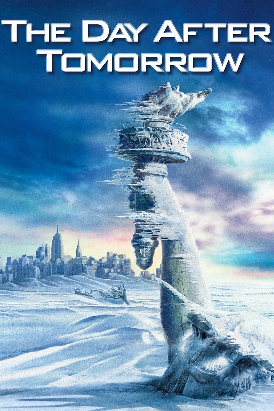 Download The Day After Tomorrow (2004) Dual Audio {Hindi-English} 480p | 720p