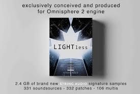 string audio lightless dark matter alchemist