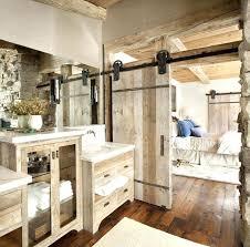 contemporary rustic bathrooms. Unique Bathrooms Swingeing Rustic Modern Bathroom Contemporary  Vanities Free Standing White Porcelain Soaking  With Contemporary Rustic Bathrooms A
