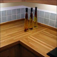 Kitchen Corner Work surface