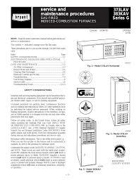 bryant electric furnace wiring diagram 373lav bryant bryant electric furnace wiring diagram 373lav