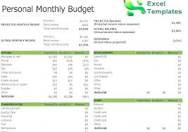 Tracking Expenses In Excel Income And Expenditure Template Excel