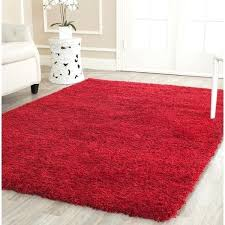 solid red area rug gy fluffy rug solid red carpet thick area rugs 4 gy fluffy rug solid red carpet thick area rugs 4 solid red round rug