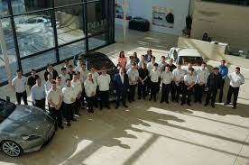 Apprenticeships Aston Martin Lagonda
