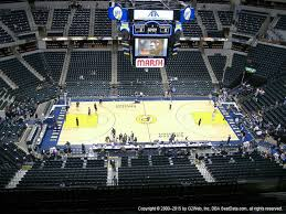 Pacers Game Seating Chart Pacers Tickets 2019 Indiana Pacers Tickets Ticketcity