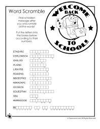 Collections of Free Printable Back To School Worksheets, - Easy ...