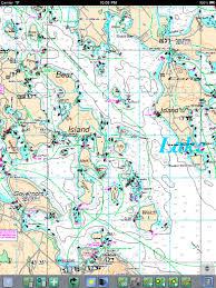 Lakewinni Lake Winnipesaukee Chart Alnwadi