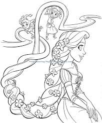 Disney Princess Coloring Pages Free Printable Frozen Activity For