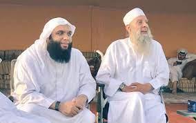 """الحويني"""" عن اعتذار عائض القرني: نحن نتبع إسلام الرسول محمد وليس """"بن سلمان""""  (صورة)"""