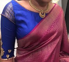 Designer Blouse Patterns For Pattu Sarees Indian Style Saree Style Indianfashion Blouse Designs