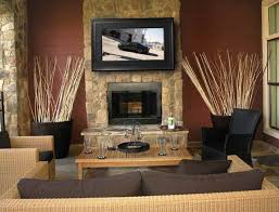 delightful tv above gas fireplace part 7 fireplace with tv above ideas