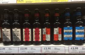 the four revisionist beers most likely to be spotted in tesco