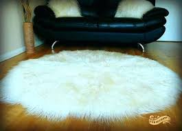 kitchen throw rugs target round throw rug fur accents large round area rug gy sheepskin faux