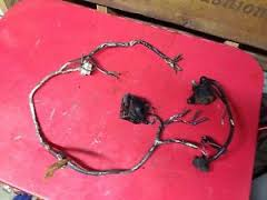 honda cb wiring harness electrical rectifier cb cl cl  image is loading honda cb160 wiring harness electrical rectifier cb cl