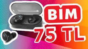 BİM'den Polosmart TWS FS29 Kablosuz Kulaklık Aldık! - YouTube